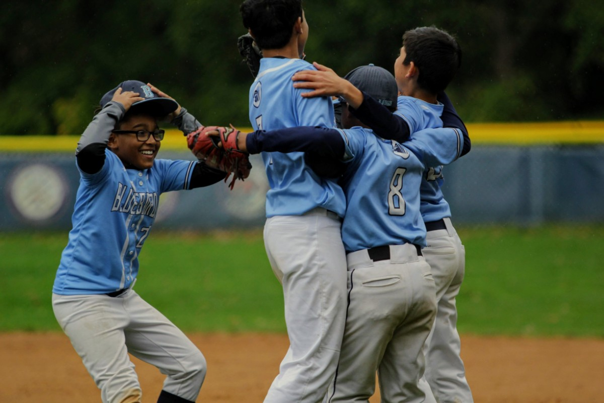 Bluebirds Baseball wins GHVBL