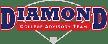 Diamond college advisory team logo